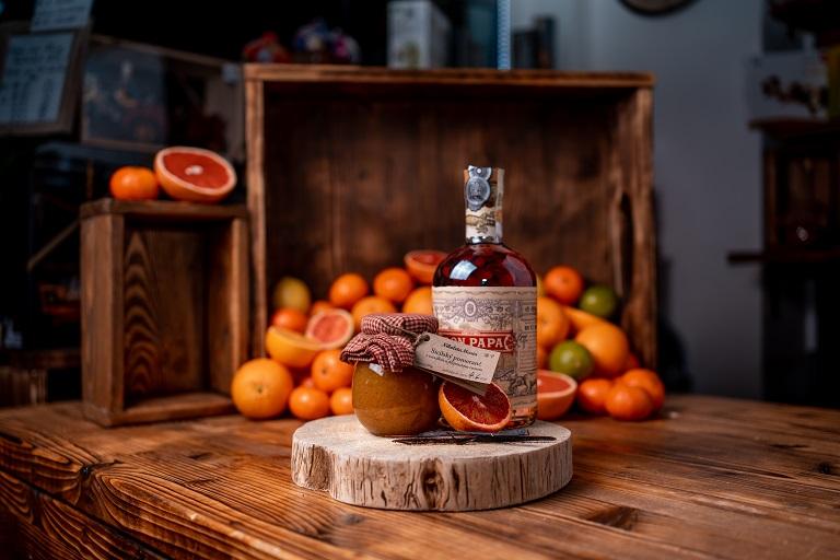 Nikoleta Maria poctive domáci marmelády_pomaranč a rum