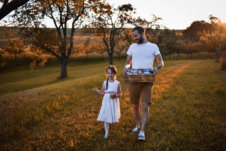 Nikoleta Maria poctive domáci marmelády- dcéra