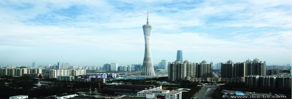 canton tower china m