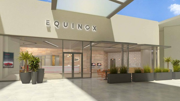 equinox fitness gym